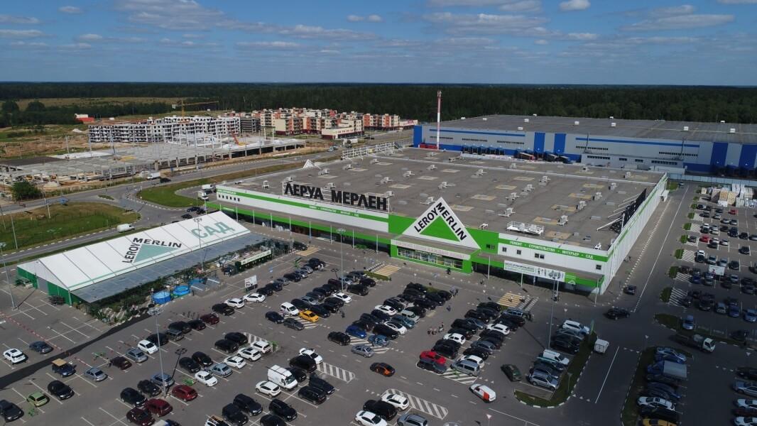 Гипермаркет строительных материалов Шолохово