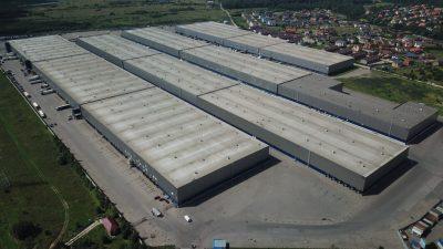 Складской комплекс Крекшино